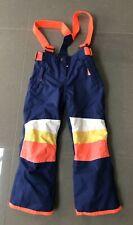 New Boden Ski Pants 2-3yrs All Weather Waterproof Trousers Blue 98cms Salopette