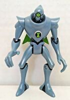 Cartoon Network Ben 10 Ultimate Nanomech Action Figure Bandai 2010 4in Used