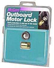 McGard Anti Theft Protection Thread Outboard Motor Lock 1/2x13