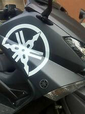 ADESIVI PRESPAZIATI DIAPASON GIGANTE X CARENE SCOOTER TMAX T MAX 530 dal 2012