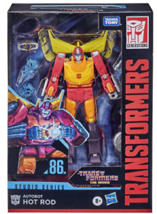 Transformers Studio Series 86 Voyager Hot Rod - New in stock