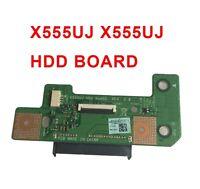 For Asus Laptop Hard disk board X555U A555U F555U K555U X555UJ Rev 2.0 HDD Board
