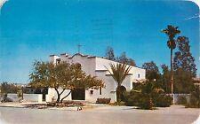 1951 St Phillips In The Hills, Tucson, Arizona Postcard