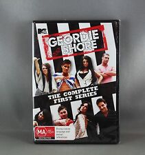 GEORDIE SHORE THE COMPLETE FIRST SERIES DVD - REGION 4 PAL - BRAND NEW/SEALED