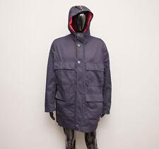 Coat MARNI x H&M Men's Blue Field Parka 54 US 44R Large