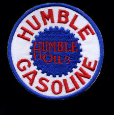 Humble Oil Patch Gasoline Gas Station Hot Rod