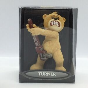 🖤 'BAD TASTE BEAR' COLLECTABLE FIGURINE 'TURNER' #150 SUPERB CONDITION! BOXED!