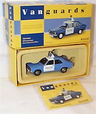 Hillman Avenger Avon & Somerset Police new in box Limited edition