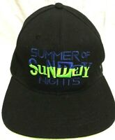 Haven Nightclub Golden Nugget Casino Hat Cap Summer of Sunday Nights Embroidery