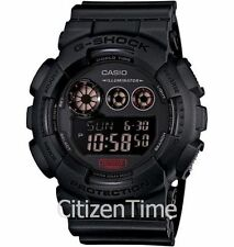 -NEW- Casio XL Case G-Shock Bright LED Watch GD120MB-1