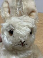 Vintage ANTIQUE STEIFF GERMAN JOINTED MOHAIR EASTER RABBIT BUNNY