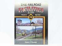 Erie Railroad Facilities In Color Volume 2: New York - Morning Sun Books