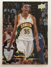 Lot Of Two Kevin Durant Cards Golden State Warriors 2008-2009