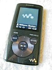 Sony Walkman Nwz-E385 (16Gb) Digital Media Mp3 Player Black