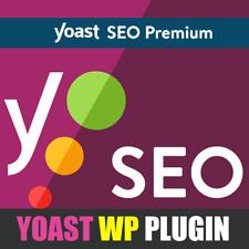 Yoast SEO Premium Plugin Wordpress + All Extensions 🚀