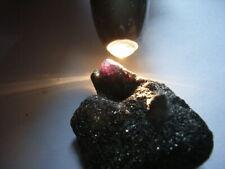 Seltene ALEXANDRIT Kristallstufe aus Brasilien
