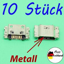 10 pezzi Connettore di Ricarica per Samsung Galaxy j1 j100 j100f micro usb charge