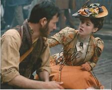 Hand Signed 8x10 photo LYDIA WILSON in RIPPER STREET + my COA
