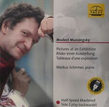 MUSSORGSKY - PICTURES AT AN EXHIBITION - TACET - L132 - side 2 PLAY BACKWARDS