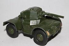 1950's Dinky Toys, #670 Armoured Car, Original