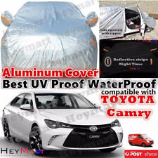 Fits For Toyota Aurion Camry car cover waterproof Aluminum UVproof car cover