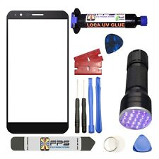 For LG Stylo 3 Plus LS777 Repair Outer Front Screen 5ml UV LOCA Glue + UV LIGHT