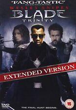 Blade: Trinity  (Extended Version) [DVD][Region 2]