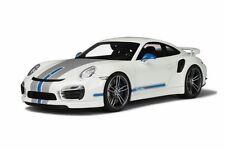 GT Spirit Porsche 911 991 Turbo S Techart White 1:18*New Item!
