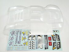Team Losi Racing SCTE 2.0 SCT TLR8060 Hi Performance Body Set Clear 22sct