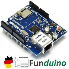Ethernet Shield / LAN Shield - Heimnetz - IoT - Arduino UNO R3 Kompatibel