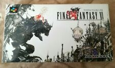 Final Fantasy VI - Super Famicom - CIB NTSC-J Nintendo SNES - Aussie Seller