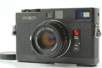[MINT Late] Minolta CLE Rangefinder camera M-Rokkor 40mm f/2 Lens From JAPAN