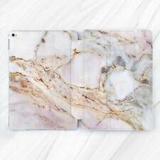 Rose Gold Marble Girly Cute Case For iPad 10.2 Air 3 Pro 9.7 10.5 12.9 Mini 4 5