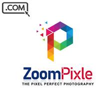 ZoomPixle  .com  -Brandable premium Domain Name for sale - PHOTO DOMAIN NAME