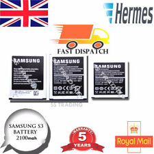 New Samsung Galaxy S3  Battery Replacement 2100mAh for UK with 5 year warraanty