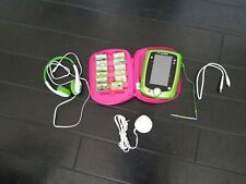 LeapFrog LeapPad2 plus 12 Games, case, headphones, USB cable a d charger