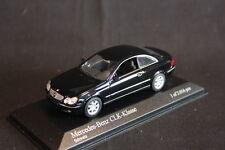 Minichamps Mercedes-Benz CLK-Klasse 2002 1:43 Schwarz (JS)
