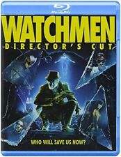 WATCHMEN NEW BLURAY