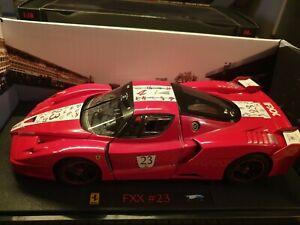 Ferrari FXX # 23, Mattel Elite, 1:18, L7116, limitiert, OVP, Top Zustand, Neu