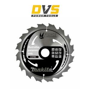 Makita B-07901 165mm x 20mm x 16T Circular Saw Blade