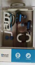 Jam Audio Transit Mini Bluetooth Earbuds - Blue