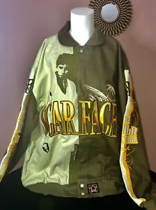 Scarface Collectors Official Cotton Twill Jacket - Men's Size 3XL- New