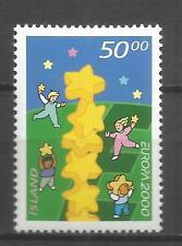 Cept / Europa   2000   Island   **