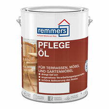 Remmers Pflege-Öl 2,5 L Bangkirai Holzschutz Holzpflegeöl Terrasse Pflegeoel
