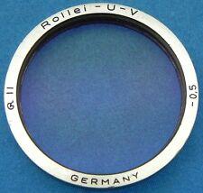 Rolleiflex Bay-2 UV Filter  #3