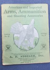 1929 Shooter's Bible No 21 Edition Stoeger 152 Pages VG  This is the Oldest One