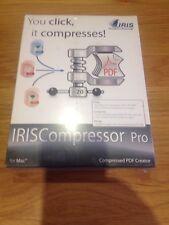 More details for iris compressor pro. compressed pdf creator.ref no 457482.