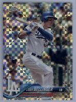 2018 Topps Chrome Cody Bellinger Xfractor #132 Dodgers 2nd Year SP