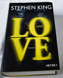 Stephen King - Love - gebundene Ausgabe Heyne 2006