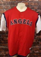 MLB Los Angels of Anaheim Angels Baseball Jersey Dynasty Men Size 2XL